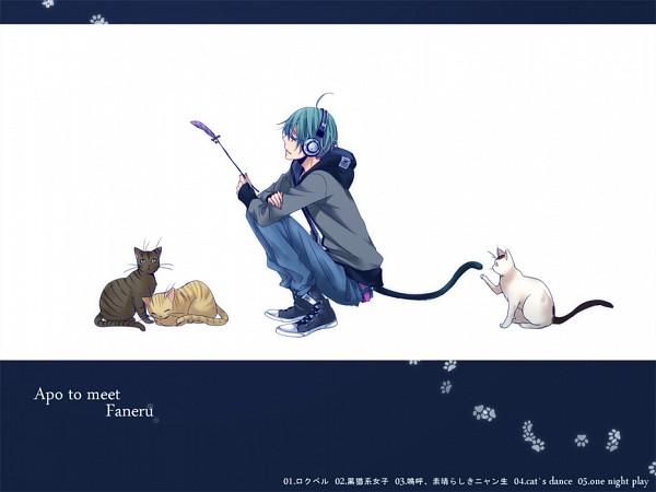 Tags: Anime, Haruma High Drop, Faneru, Nico Nico Singer