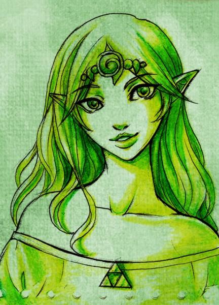 Farore - Zelda no Densetsu