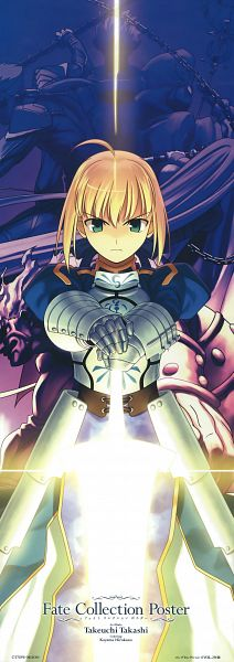 Fate Collection Poster - Fate/stay night