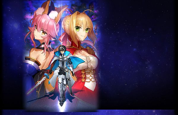 Fate/EXTELLA LINK - Marvelous Inc.