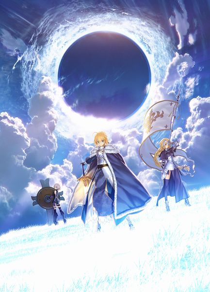 Fate/Grand Order - TYPE-MOON