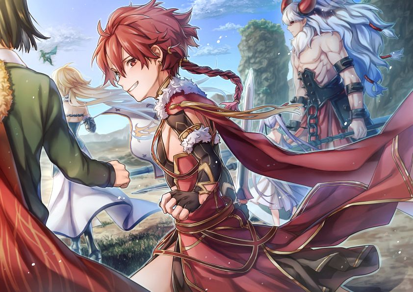 Tags: Anime, Pixiv Id 5608634, Fate/Grand Order, Berserker (Asterios), Rider (Fate/zero), Rider (Alexander), Waver Velvet, Euryale (Fate/hollow ataraxia), Joan of Arc (Fate/Apocrypha), PNG Conversion