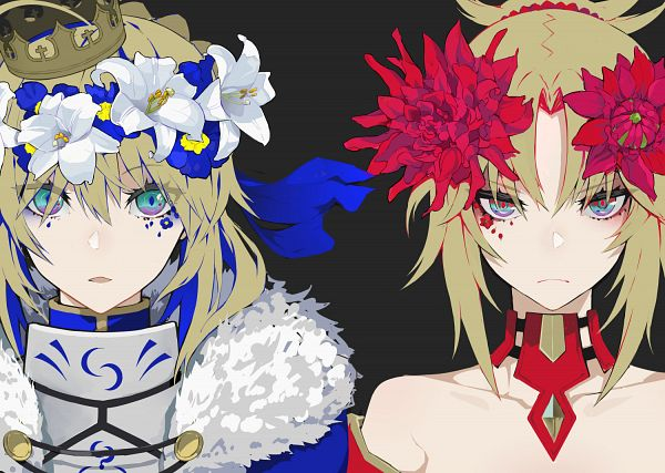Tags: Anime, LAM, Fate/Grand Order, Saber (Fate/stay night), Red Saber, Fanart From Pixiv, Pixiv, Fanart