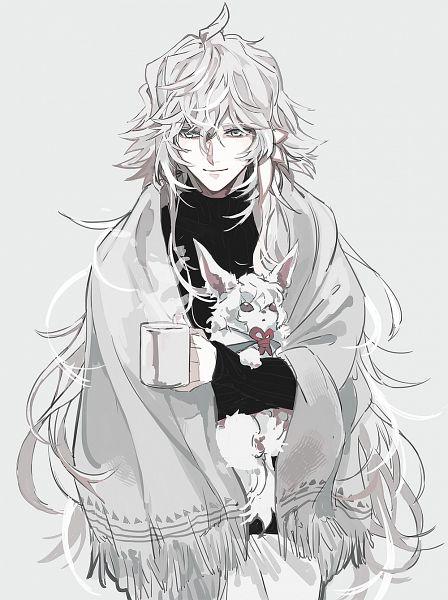 Tags: Anime, Pixiv Id 26729452, Fate/Grand Order, Fou (Fate/Grand Order), Merlin (Fate/stay night), Fanart, Fanart From Pixiv, Pixiv