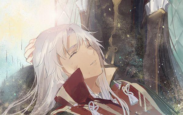 Tags: Anime, Pixiv Id 12026877, Fate/Grand Order, Amakusa Shirou Tokisada, Kotomine Shirou (Fate/Apocrypha), Red Assassin, Fanart From Pixiv, Pixiv, Fanart