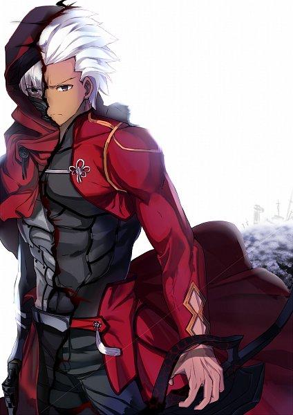 Tags: Anime, Pixiv Id 3217555, Fate/Grand Order, Emiya Kiritsugu, Emiya Shirou, Assassin (EMIYA), Archer (Fate/stay night)