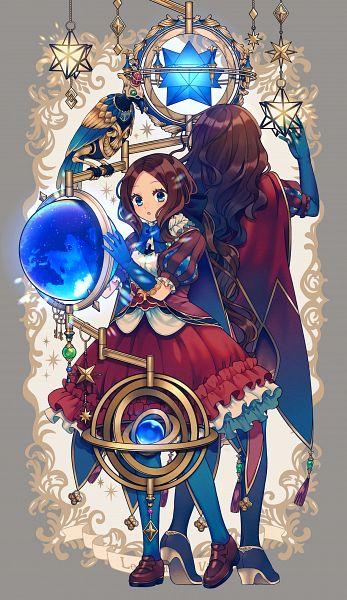 Tags: Anime, Pixiv Id 1599876, Bana Bana Na, Fate/Grand Order, Rider (Da Vinci-chan), Caster (Leonardo da Vinci), Fanart From Pixiv, Pixiv, Fanart, FGO Iracon 4