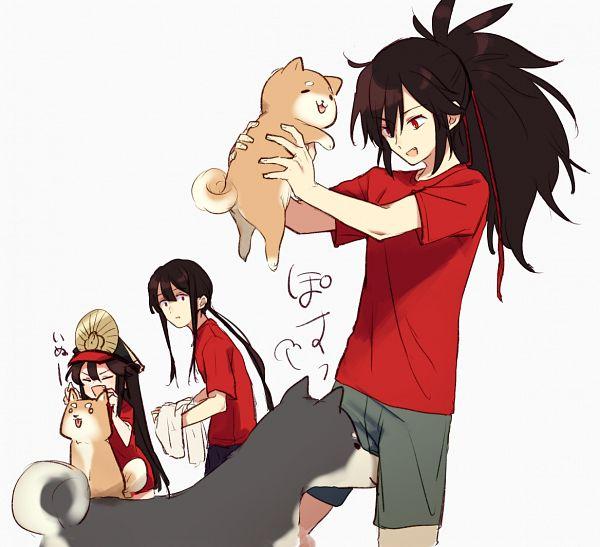 Tags: Anime, Uncle Ri Kodama, Fate/Grand Order, Majin Archer, Avenger (Oda Kippoushi), Avenger (Maou Nobunaga), Oda Nobukatsu (Fate/Grand Order), Fanart, Fanart From Pixiv, Pixiv