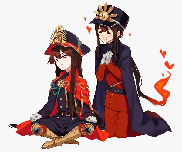 Tags: Anime, Uncle Ri Kodama, Fate/Grand Order, Oda Nobukatsu (Fate/Grand Order), Majin Archer, Pixiv, Fanart, Fanart From Pixiv