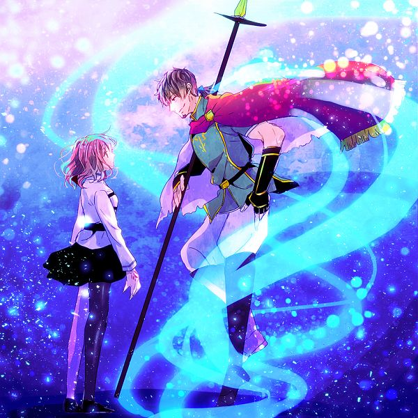 Tags: Anime, Tumugi, Fate/Grand Order, Lancer (Hector), Gudako, Pixiv, Fanart, Fanart From Pixiv
