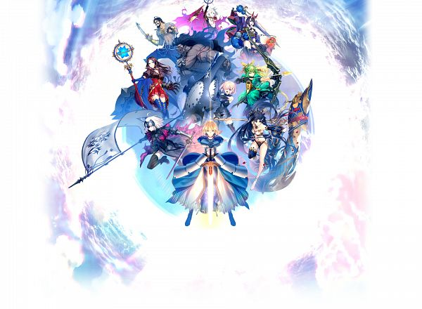 Fate/Grand Order Arcade - Sega