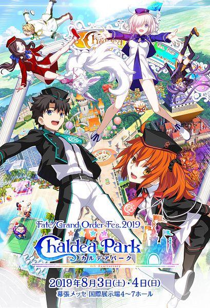 Fate/Grand Order Fes2019 4th Anniversary - Chaldea Park