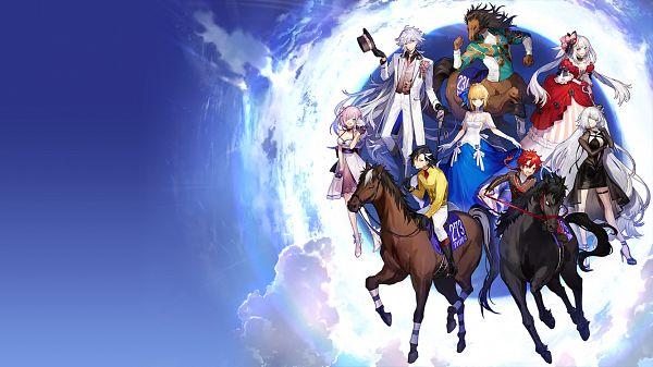 Fate/Grandprix Order in Takarazuka Kinen - Fate/Grand Order