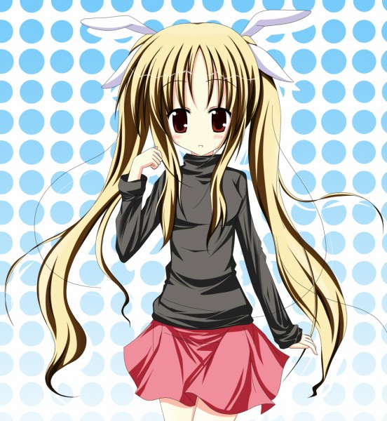 Tags: Anime, Mahou Shoujo Lyrical Nanoha, Fate Testarossa, Artist Request