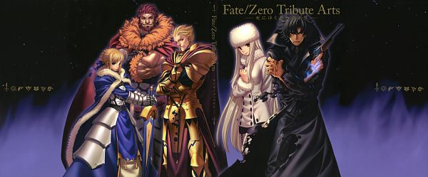 Fate/Zero Tribute Arts - Fate/zero