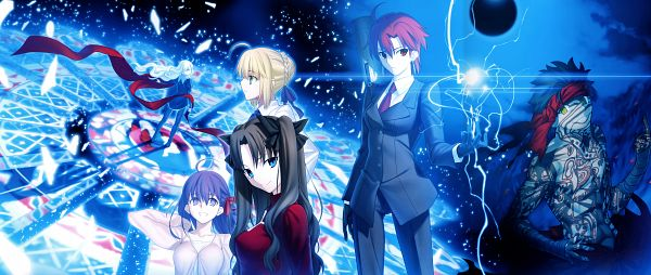 Fate/complete material V Hollow material. - Fate/hollow ataraxia