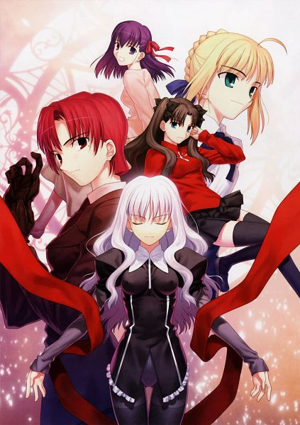Fate/hollow ataraxia - TYPE-MOON