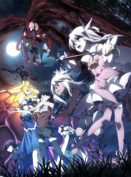 Fate/kaleid liner PRISMA ☆ ILLYA 2wei Herz! (Fate/kaleid Liner Prisma Illya 2wei Herz! )