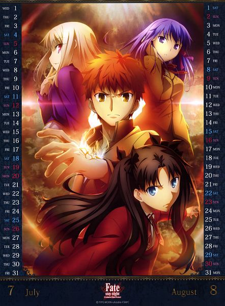 Fate/stay night: Unlimited Blade Works - TYPE-MOON