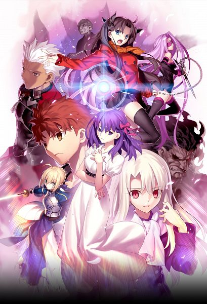 Fate/stay night : Heaven's Feel - I Presage Flower (Fate/stay Night Movie: Heaven's Feel - I. Presage Flower)