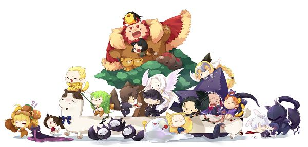 Tags: Anime, Adalove, TYPE-MOON, Fate/zero, Fate/Apocrypha, Fate/strange fake, Kotomine Kirei, Berserker (Fate/zero), Joan of Arc (Fate/Apocrypha), Matou Sakura, Rider (Fate/zero), Uryuu Ryuunosuke, Grail-kun