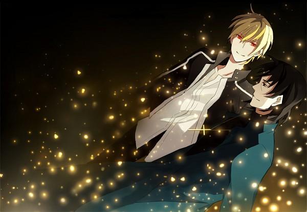 Tags: Anime, Pixiv Id 2551309, TYPE-MOON, Fate/stay night, Kotomine Kirei, Gilgamesh, Fanart From Pixiv, Fanart, Pixiv