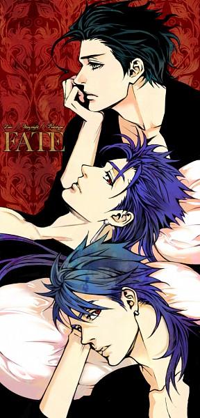 Tags: Anime, Pixiv Id 3632462, TYPE-MOON, Fate/zero, Fate/Prototype, Fate/stay night, Lancer (Fate/stay night), Lancer (Fate/zero), Lancer (Fate/Prototype), Fanart From Pixiv, Fanart, Pixiv