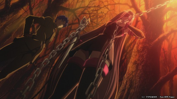 Tags: Anime, TYPE-MOON, Fate/stay night, Rider (Fate/stay night), Screenshot, Wallpaper
