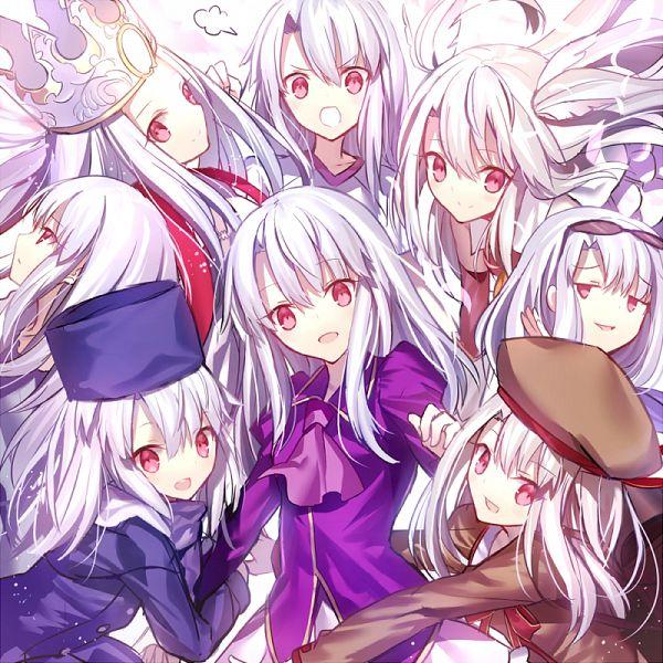 Tags: Anime, Shima Shinoji, Fate/kaleid liner PRISMA ☆ ILLYA, Fate/stay night, Illyasviel von Einzbern, Prisma Illya