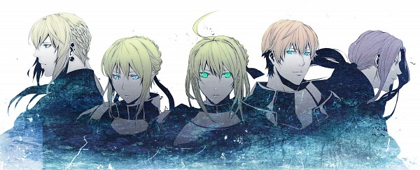 Tags: Anime, Pizaya, Fate/zero, Fate/EXTRA, Fate/stay night, Red Saber, Saber (Gawain), Bedivere (Fate/stay night), Berserker (Fate/zero), Saber (Fate/stay night), Fanart, Pixiv, Facebook Cover