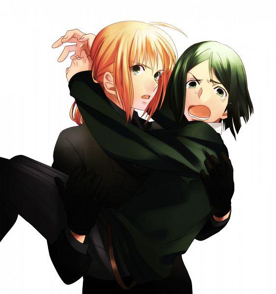 Tags: Anime, Utamaruc, TYPE-MOON, Fate/zero, Waver Velvet, Saber (Fate/stay night), Fanart, Pixiv, Fanart From Pixiv