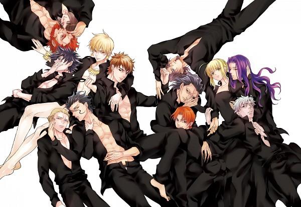 Tags: Anime, Sirou69, TYPE-MOON, Fate/zero, Uryuu Ryuunosuke, Saber (Fate/stay night), Kotomine Kirei, Kayneth Archibald El-Melloi, Rider (Fate/zero), Emiya Kiritsugu, Caster (Fate/zero), Tohsaka Tokiomi, Berserker (Fate/zero)