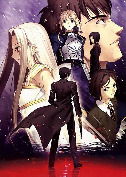 Fate/zero - TYPE-MOON