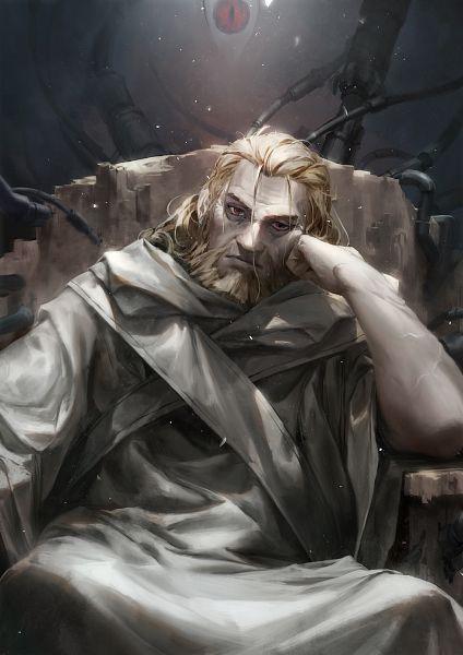 Tags: Anime, Zheng Dai Chen, Fullmetal Alchemist, Father (FMA), Throne, Pixiv, Fanart From Pixiv, Fanart