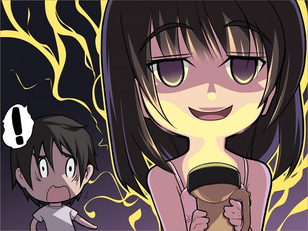 Tags: Anime, Tony Taka, Ciel (Studio), Fault!!, Saeki Ai