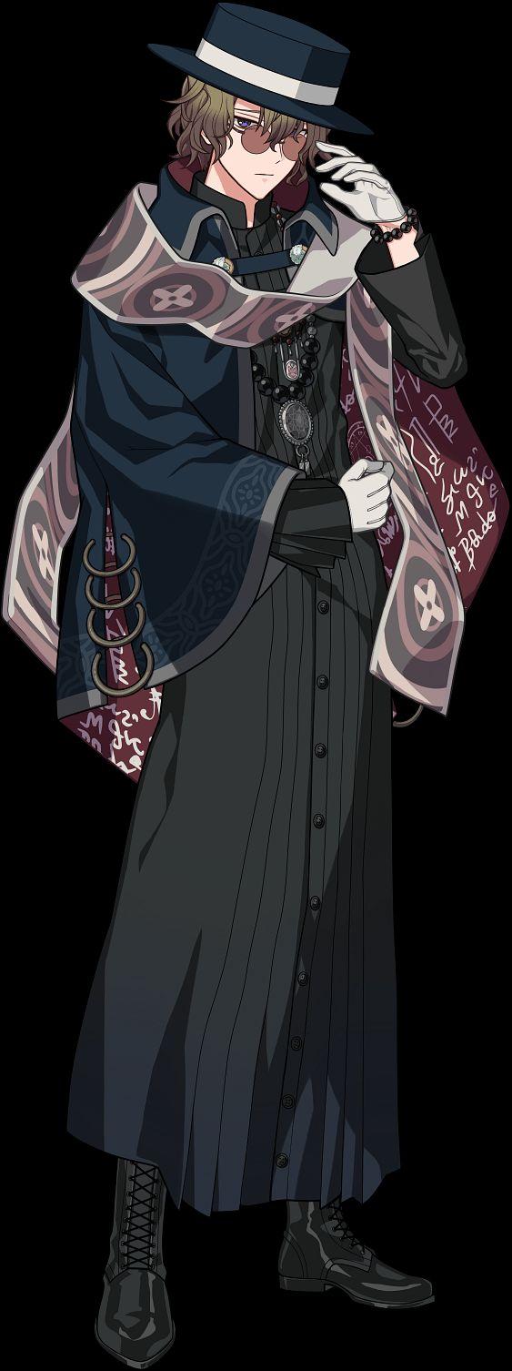 Faust (Mahoutsukai no Yakusoku) - Mahoutsukai no Yakusoku