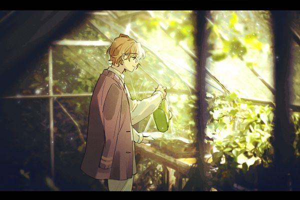 Tags: Anime, Pixiv Id 2299911, Mahoutsukai no Yakusoku, Faust (Mahoutsukai no Yakusoku), Fanart From Pixiv, Pixiv, Fanart