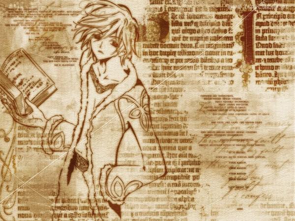 Tags: Anime, Tsubasa: RESERVoir CHRoNiCLE, Fay D. Flourite, Wallpaper