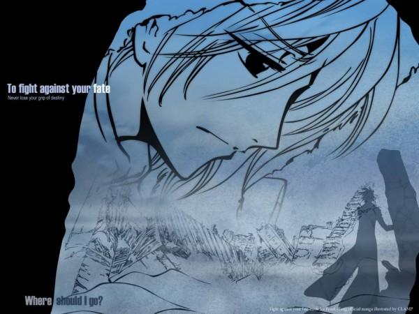 Tags: Anime, Tsubasa: RESERVoir CHRoNiCLE, Fay D. Flourite