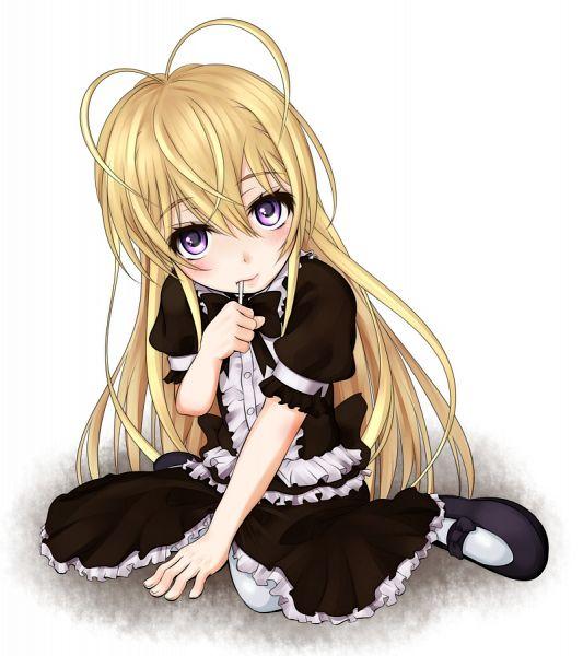 Tags: Anime, Shin (Highest1192), To Aru Majutsu no Index, To Aru Kagaku no Railgun, Febrie
