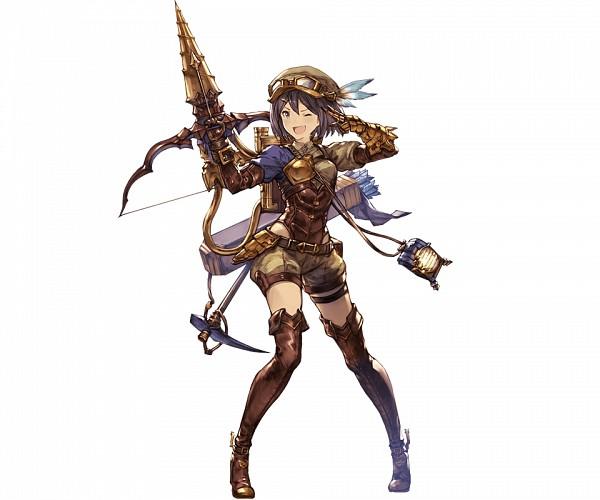Feena (Shingeki no Bahamut) - Shingeki no Bahamut