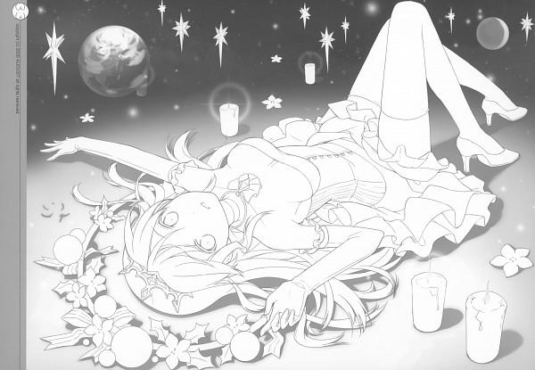 Feena Fam Earthlight - Yoake Mae yori Ruriiro na
