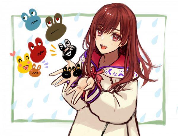 Female Protagonist (Mahoutsukai no Yakusoku) - Mahoutsukai no Yakusoku