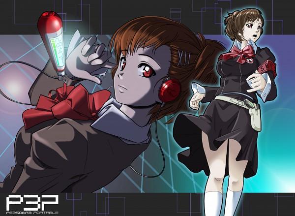 Tags: Anime, Persona 3 Portable, Shin Megami Tensei: PERSONA 3, Female Protagonist (PERSONA 3)