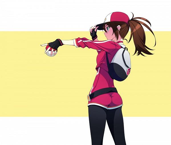 Female Protagonist (Pokémon GO) - Pokémon GO