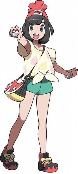 Female Protagonist (Pokémon Sun/Moon) - Pokémon Sun & Moon