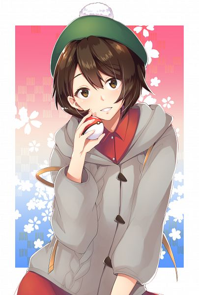 Tags: Anime, Itsuya✿Pama, Pokémon Sword & Shield, Pokémon, Female Protagonist (Pokémon Sword & Shield), Fanart