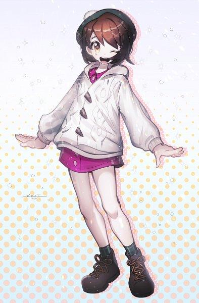 Tags: Anime, Pixiv Id 13200726, Pokémon Sword & Shield, Pokémon, Female Protagonist (Pokémon Sword & Shield), Fanart, Fanart From Pixiv, Pixiv