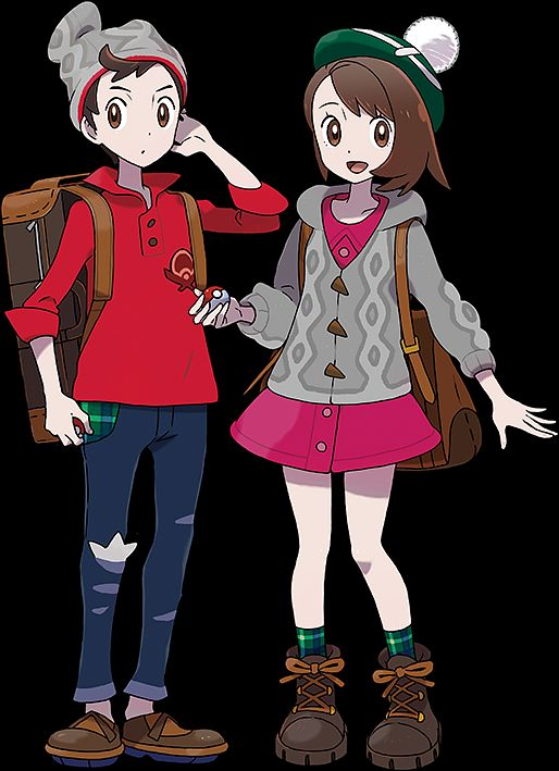 Female Protagonist (Pokémon Sword & Shield) - Pokémon Sword & Shield