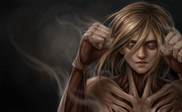 Female Titan - Attack on Titan